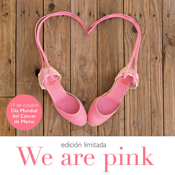 Castañer We are Pink 1